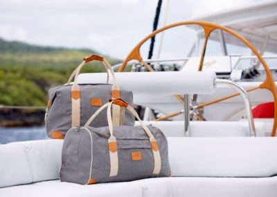 COAST Classic Canvas Weeeknder and Clipper (ct)
