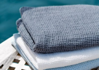 COAST everyday linen bath sheets